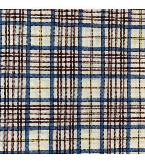Funda de colchón escocesa